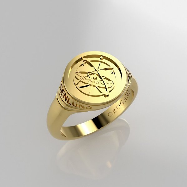 Louisenlunder Graduation Ring